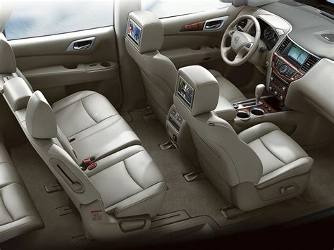 nissan suv 2016 interior 2016 nissan pathfinder price photos reviews features