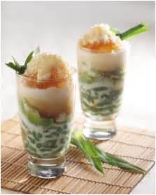 Resep es cendol durian khas padang resepnet