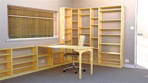 Office Shelves Bookcases Wood Shelving Units For Offices Office Shelving Units