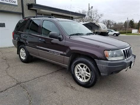 Purple Jeep Grand For Sale Used Cars On Buysellsearch