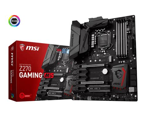 Motherboard Msi Z270 Gaming M7 Lga1151 dcomp computers your technology supplier