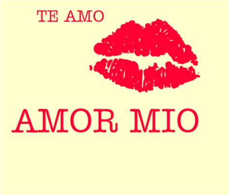 Te Amo Amor Mo   pinterest the world s catalog of ideas