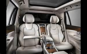 Volvo Xc90 2015 Interior 2015 Volvo Xc90 Excellence Interior 4 1680x1050
