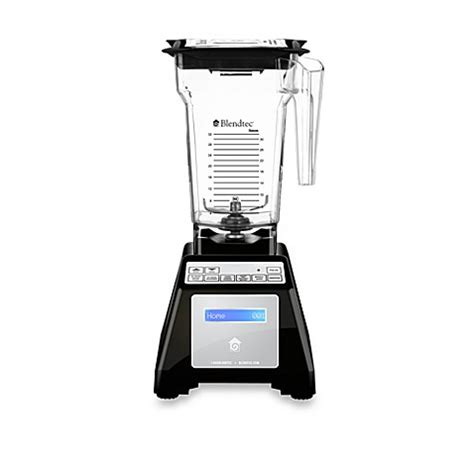 blendtec bed bath and beyond blendtec 174 tabletop total blender in black bed bath beyond