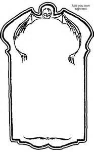 tombstones for halloween templates label or tombstone pattern enlarge h halloween bottle