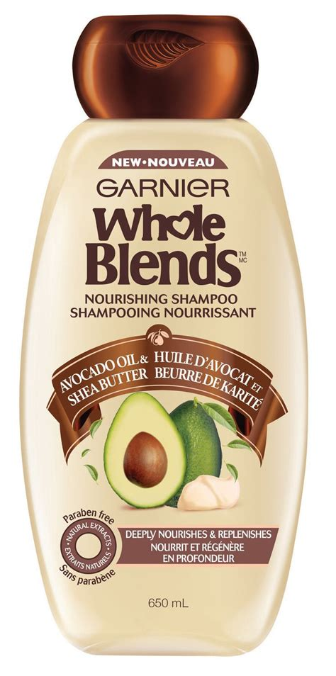 D Rebel Avocado Coffe Blend garnier whole blends nourishing avocado and shea butter shoo reviews in shoo