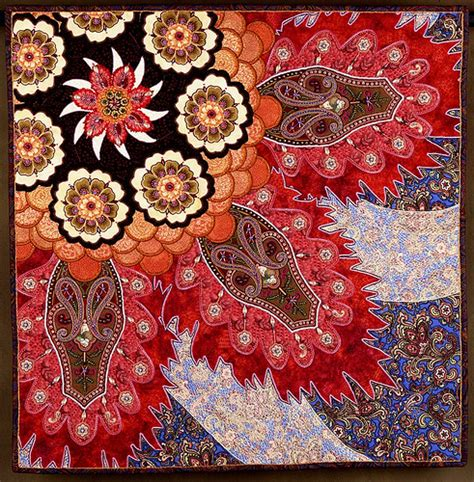 Beaded Quilts by Beaded Quilt By Binkley Who Is Teaching Classes 2