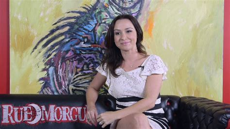 danielle harris answers fan questions pt 2 youtube