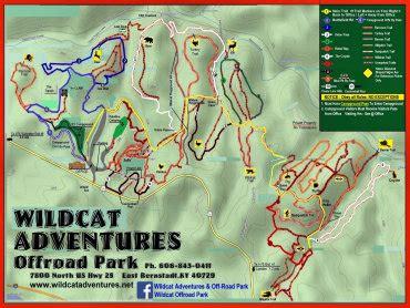 Wildcat Adventures Offroad Park   Kentucky Motorcycle and