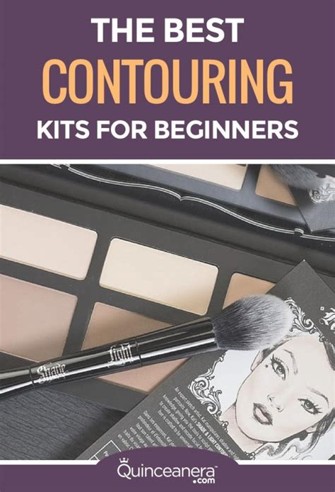 best contouring kit the best contouring kits for beginners quinceanera