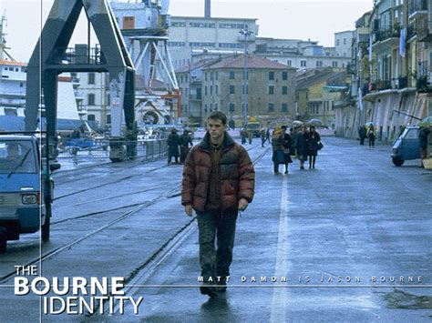themes in the bourne identity film the bourne identity action films wallpaper 15195737