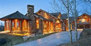 luxury log cabin homes 17 best images about dream log cabins on pinterest