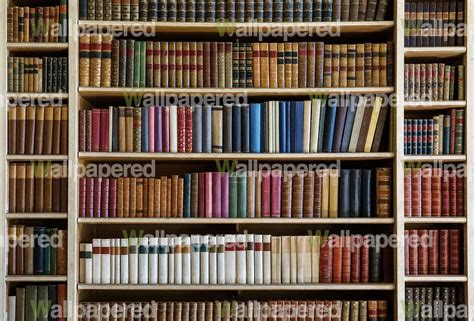 bookcase mural bookshelf wallpaper vintage book wallpaper