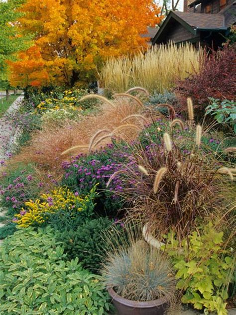 garten naturnah gestalten ornamental grass gardens ideas www imgkid the