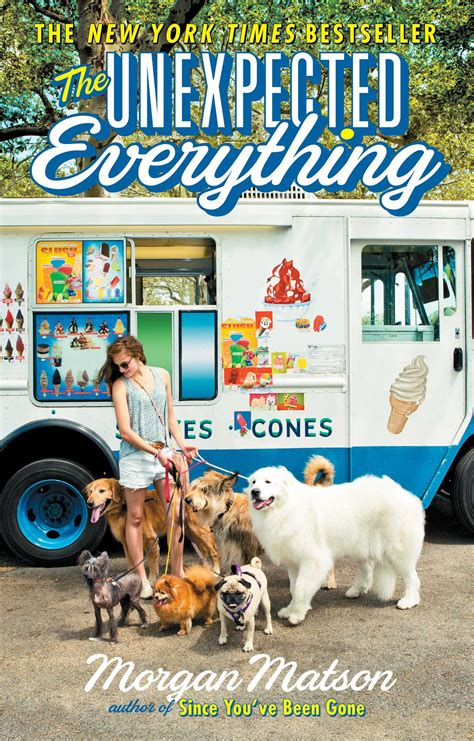 the unexpected everything book by morgan matson official publisher page simon schuster