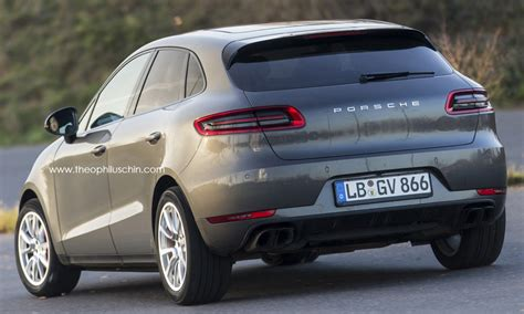Porsche Hatchback Rendered Based On The Macan
