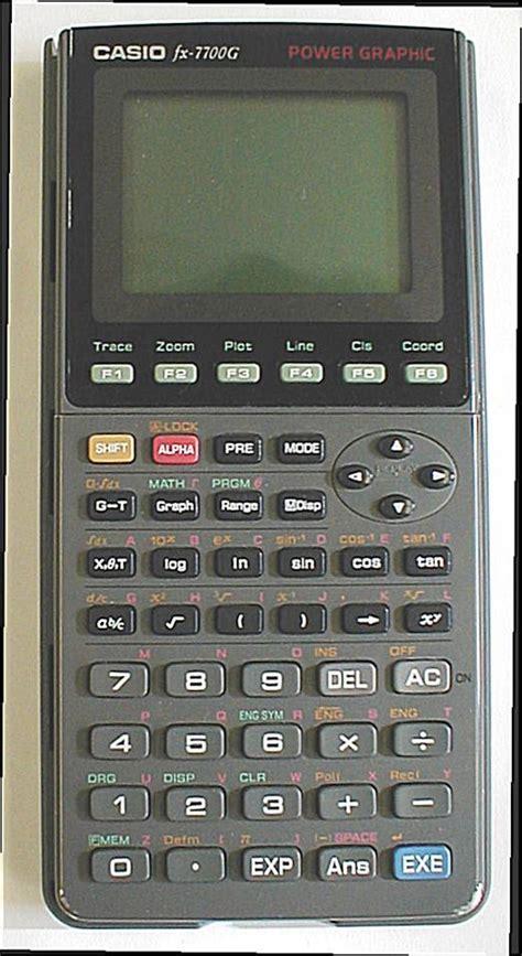 imagenes de calculadoras manual calculadora casio fx 8000g the best free software