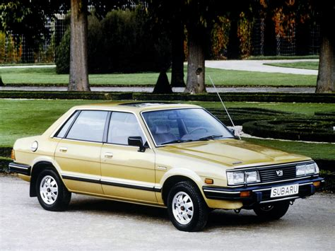 auto manual repair 1986 subaru leone regenerative braking subaru 1800 sedan 4wd ab 1983 85