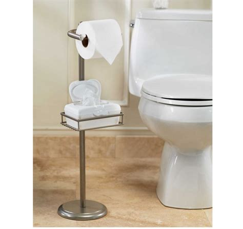bathroom wipes holder bathroom toilet paper roll tissue holder stand wet wipe