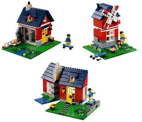 Mainan Anak Wange Creation 32053 Baru Lego Bricks Pp2 mainan lego rumah setelan bayi
