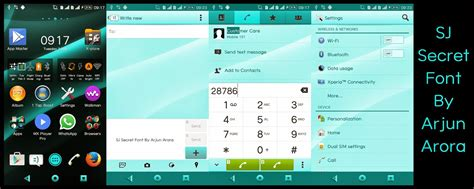 sony theme creator indir theme creator xperia z3 rosemary other fonts for xperia