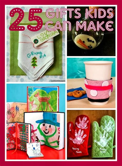 atwp 25 christmas gifts kids can make