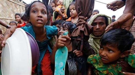 film perjuangan untuk anak anak perjuangan anak anak rohingya dapatkan makanan foto tempo co