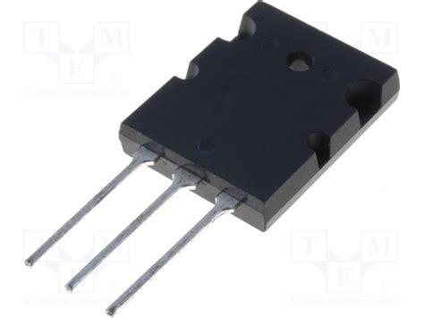 harga transistor toshiba 2sa1943 2sa1943 o o toshiba transistor pnp tme electronic components