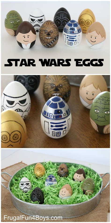is this r2 d2 easter how to make wars painted easter eggs frugal for