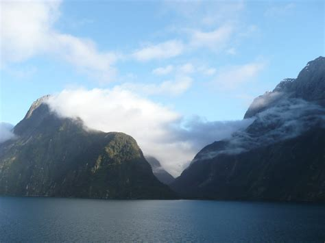 fjord in new zealand cruise the milford fjord new zealand