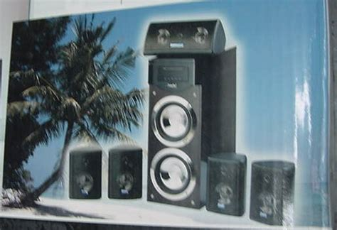 digital research home theater system speakers 800w new ebay