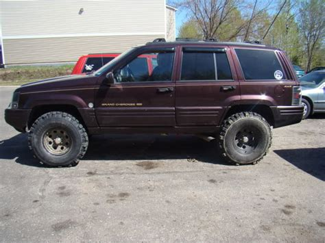 jeep zj 4 inch lift zj 96 2 inch spacers on 4 inch coil springs jeep