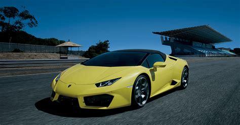 Lamborghini Huracán Rwd Spyder   Technical Specifications