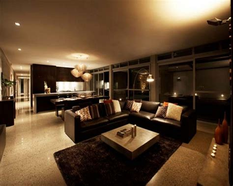 dark living rooms dark living room lighting ideas homescorner com
