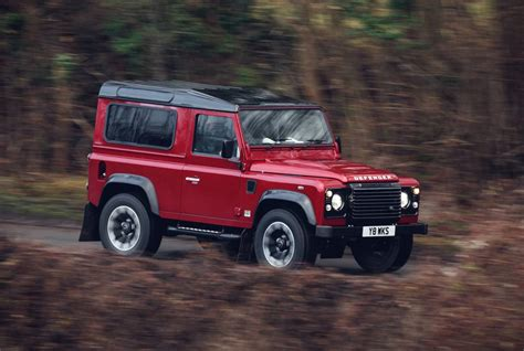 land rover defender 2018 2018 land rover defender works v8 special edition