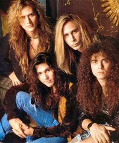 Kaos 90 S Rock School The Legend Poison poison my rockstar crush was in this band 10 yrs just discovering that boys aren
