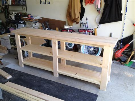 Diy Rustic Sofa Table Plans Wooden Pdf Diy Wood Railing Build Sofa Table
