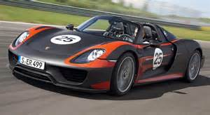 Porsche 918 Production Numbers Production Made