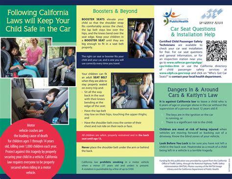child car seat restraint laws wa 2017 california car seat safety laws car seat safety