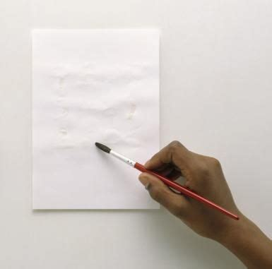 How To Make A Secret Message On Paper - best 25 invisible ink ideas on