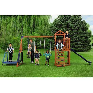 kmart metal swing sets pin by jennifer walsh on kid fun pinterest