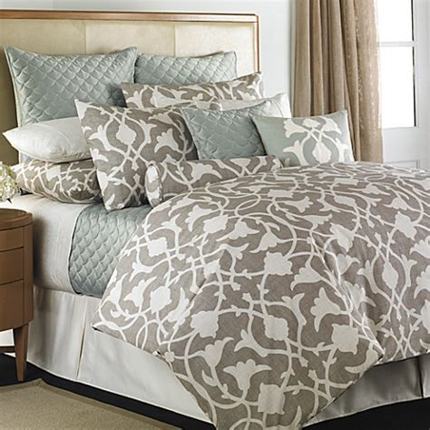 bed bath and beyond bed comforters barbara barry 174 poetical comforter set bed bath beyond