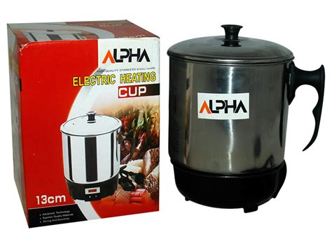 Elektric Heating Cup 13cm buy alpha electric heating cup 13cm at best price in nepal thulo
