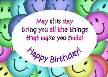 Happy Birthday Smile Quotes Funny Happy Birthday Wishes Animation Design Happy