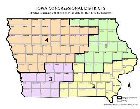 iowa congressional delegation office of governmental