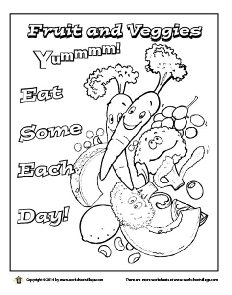 Nutrition Coloring Pages Bestofcoloring Com Nutrition Coloring Pages