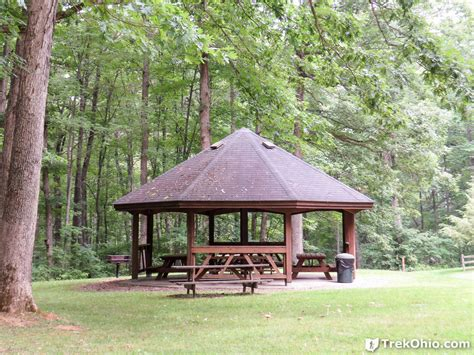 the shelter vinton furnace state experimental forest trekohio