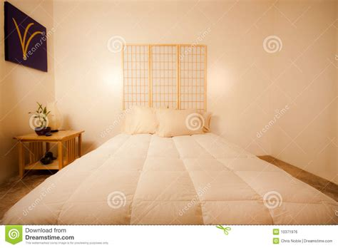 simple feng shui bedroom feng shui bedroom royalty free stock image image 10371976