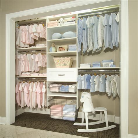 Baby Closets Organizers by Wisely Organize Stuff And Cloths In Baby Closet Organizer