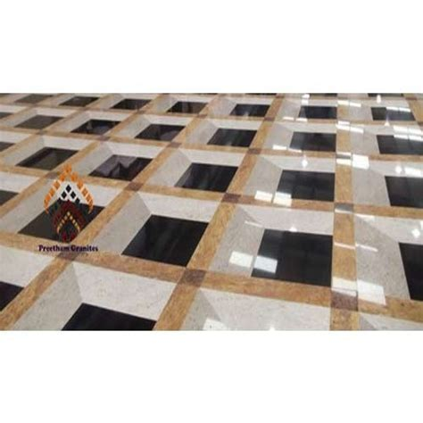 3D Flooring Designs   Granite Block Suppliers, Madurai